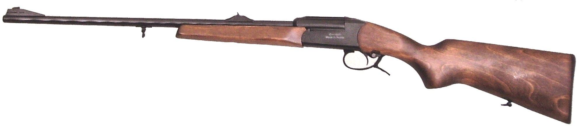 В мои желания.  В основе модели - конструкция ружья ИЖ-18МН, известного своей простотой и...