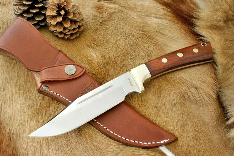 Нож охотничий Economic IC Cut 39# 726/K. Нож охотничий #7 3 Trout & Bi