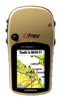 GPS-навигатор GARMIN E-TREX Summit HC