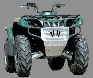 Защита для квадроцикла Yamaha Grizzly 350(полный комплект)