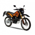 Мотоцикл Baltmotors Enduro 200 DD
