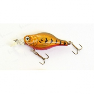 4411 - 005  Воблер SPRO BIGBELLY CRANKBAIT, 5CM, GOLD SHINER (3 шт.)