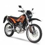 Мотоцикл Baltmotors Enduro 250 DD
