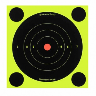 Shoot N C Self-Adhesive Targets 34081